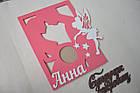 Рамочка для УЗИ с феей и именем (любое имя), фото 3