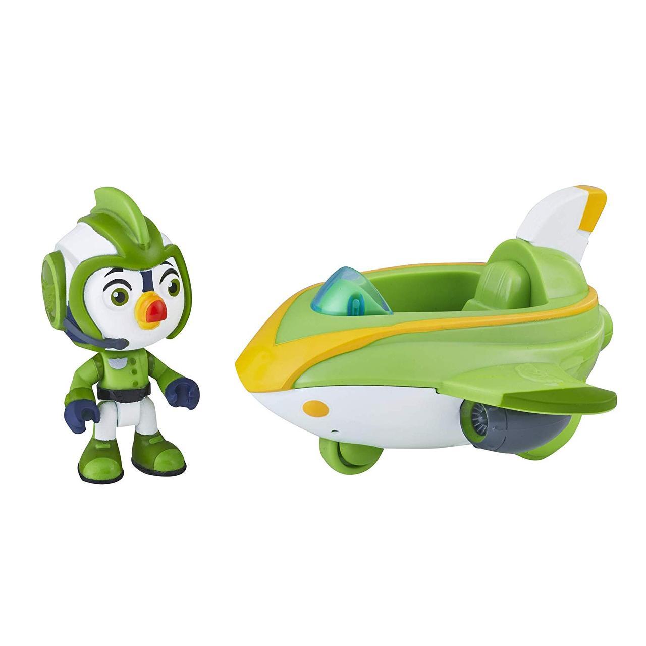 Отважные птенцы крылатый патруль Броуд с катером Top Wing Hasbro
