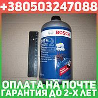 ⭐⭐⭐⭐⭐ Жидкость торм. DOT4 1л. (пр-во Bosch)