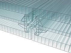 Замковый поликарбонат – создание герметичных конструкций