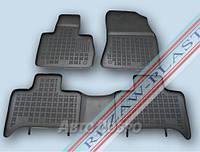 Коврики резиновые для салона BMW X5 (E53) с 2000-2006