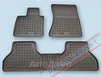 Коврики резиновые для салона BMW X6 (E71) с 2007-