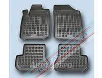 Коврики резиновые для салона Citroen C2 с 2003-