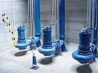 Виды монтажа погружных насосов для отвода жидкости