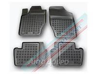 Коврики резиновые для салона Peugeot 307 с 2001-2007