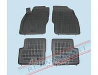 Коврики резиновые для салона Opel Corsa D с 2006-