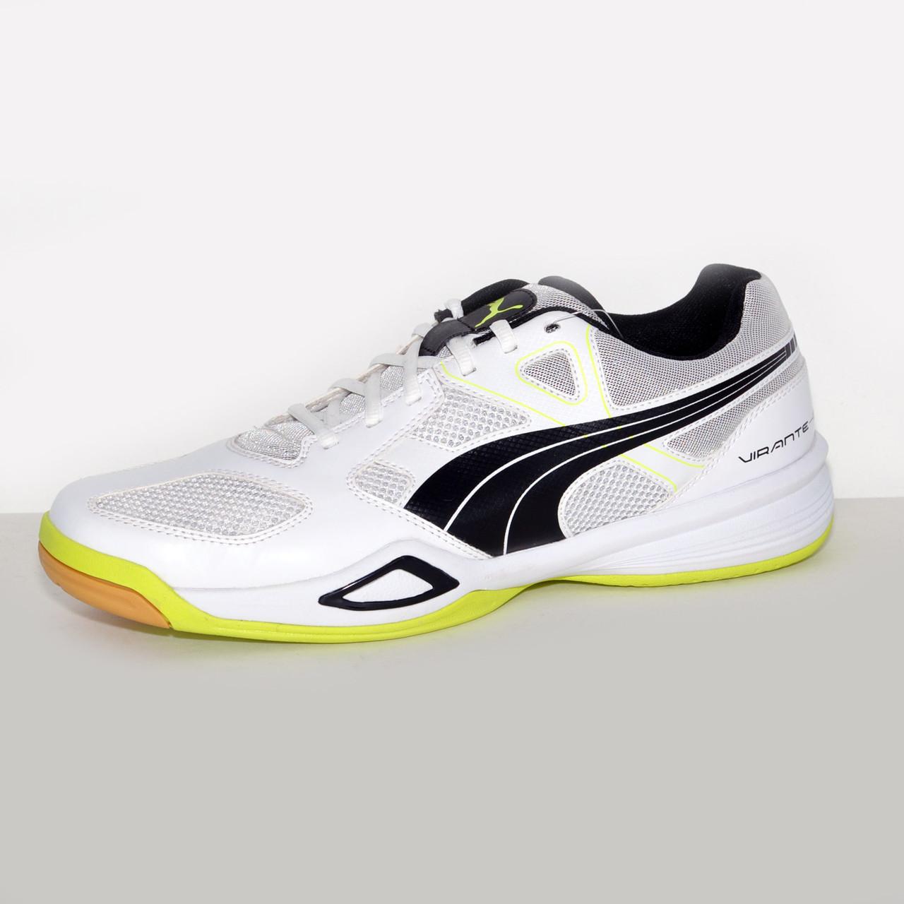 e8e02670 Кроссовки для гандбола, тенниса мужские Puma Virante LT 103354-01 пума