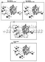 Крепления клапана управления и адаптеров Е2-3-1-ЕП2
