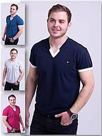Стильная мужская футболка, фото 1
