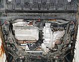 Защита картера двигателя и кпп Ford Galaxy  2006-, фото 5