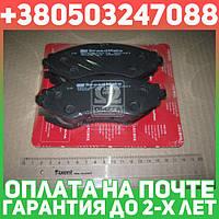 ⭐⭐⭐⭐⭐ Колодки тормозные дисковые (F) DAEWOO LANOS 1.6 16V (пр-во SPEEDMATE, Korea)