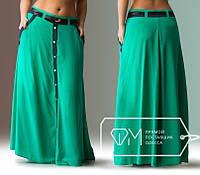 Длинная юбка-шорты Сантропе Р223, фото 1