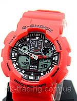Часы Casio G-Shock Red