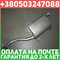 ⭐⭐⭐⭐⭐ Глушитель задний НИССАН PRIMERA (производство  Polmostrow)  15.01