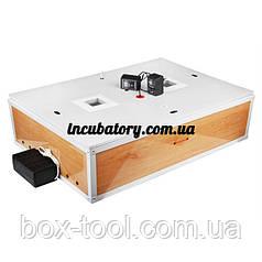 Инкубатор Курочка Ряба на 120 яиц с автоматическим переворотом яиц и вентилятором