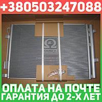⭐⭐⭐⭐⭐ Радиатор кондиционера ХЮНДАЙ ACCENT 11- (производство  Nissens) КИA,РИО  3, 940243