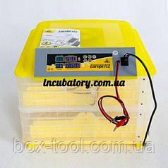 Инкубатор автоматический Теплуша Europe 112