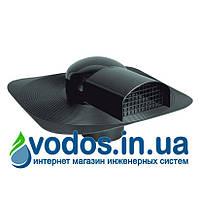 Аэратор (вентилятор) под битумную черепицу (мягкую кровлю) для наклонных крыш 3500 - черный