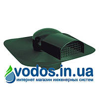 Аэратор (вентилятор) под битумную черепицу (мягкую кровлю) для наклонных крыш 3501 - зеленый