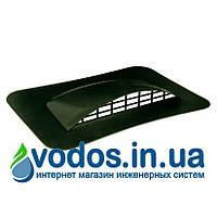 Аэратор (вентилятор) под битумную черепицу (мягкую кровлю) для наклонных крыш 3506 - зеленый