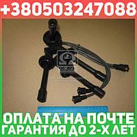 ⭐⭐⭐⭐⭐ Провод зажигания ЗМЗ 405,406,409 силикон с наконечником комплект (DECARO)  406.3707247-02