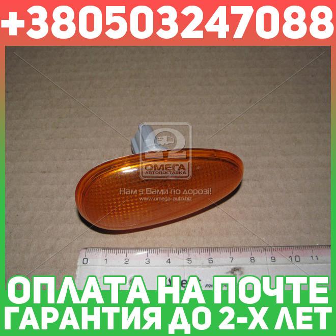 ⭐⭐⭐⭐⭐ Указатель поворота на крыле левый =правый DW LANOS (производство  TEMPEST) ДЕО, 020 0139 KB20C