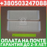 ⭐⭐⭐⭐⭐ Фильтр салона АУДИ A6 04-11 (2 штуки ) (производство  M-FILTER)  K987-2