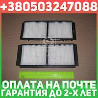 ⭐⭐⭐⭐⭐ Фильтр салона МАЗДА 3 (BL) 07- (2 штуки ) (производство  MANN)  CU26008-2