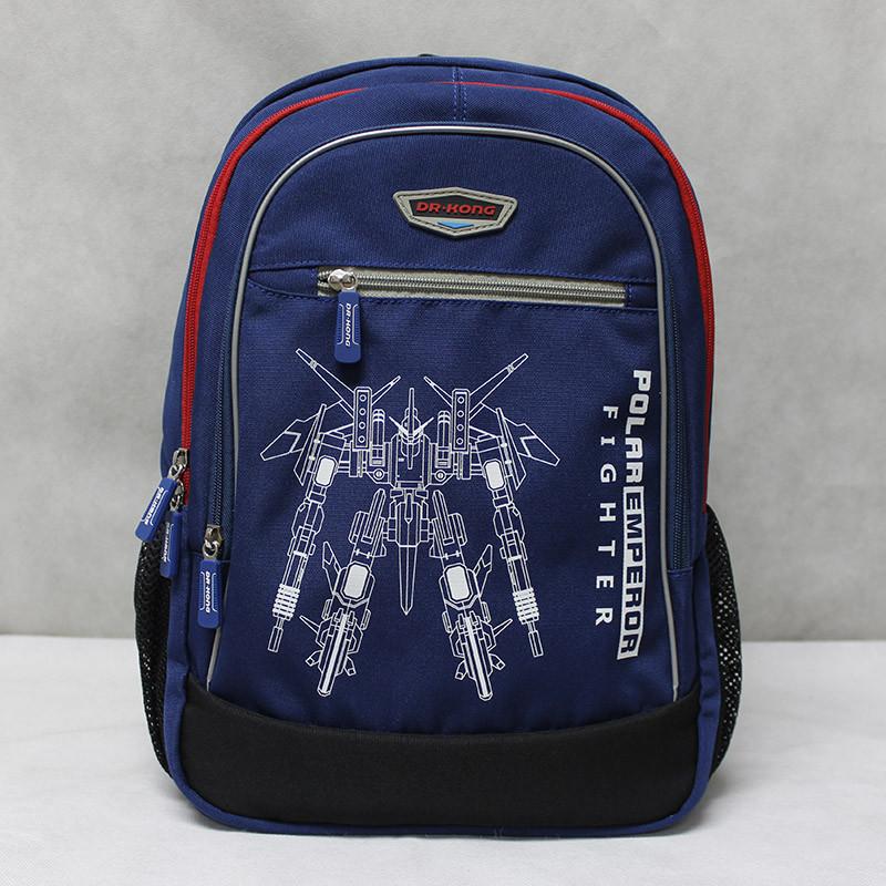 Рюкзак Dr Kong  Z 12000035, размер  М 42*29*15, темно-синий