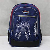 Рюкзак Dr Kong  Z 12000035, размер  М 42*29*15, темно-синий, фото 1
