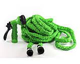 Поливочный шланг X-hose 60m 200FT с распылителем + подарок!, фото 3