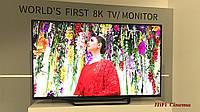 Оригинальные телевизоры Sharp с разрешением 4K и 8K в продаже в Украине