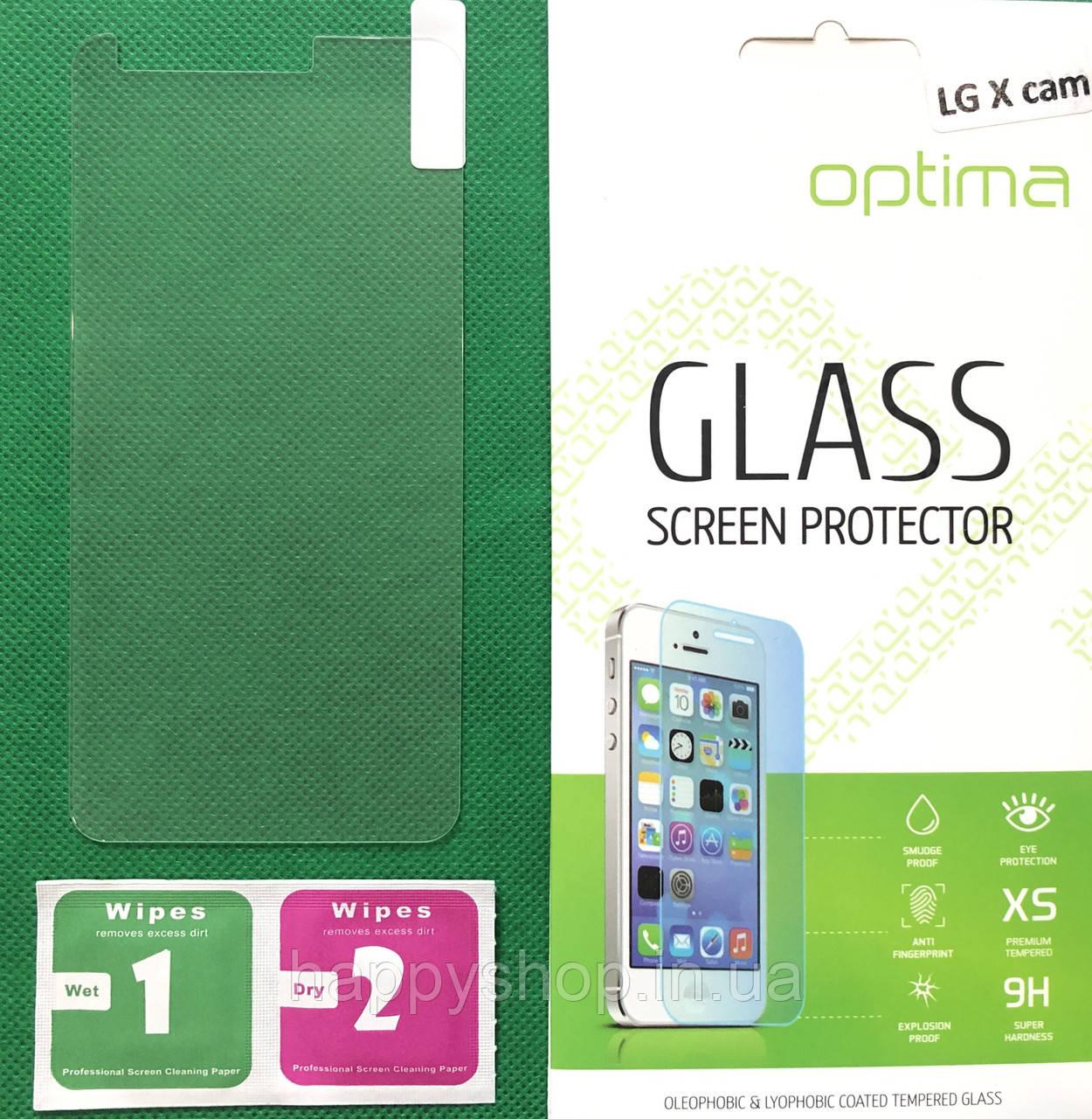 Защитное стекло LG X Cam K580DS