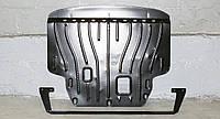 Защита картера двигателя и кпп Ford Fiesta EcoBoost  2012-, фото 1