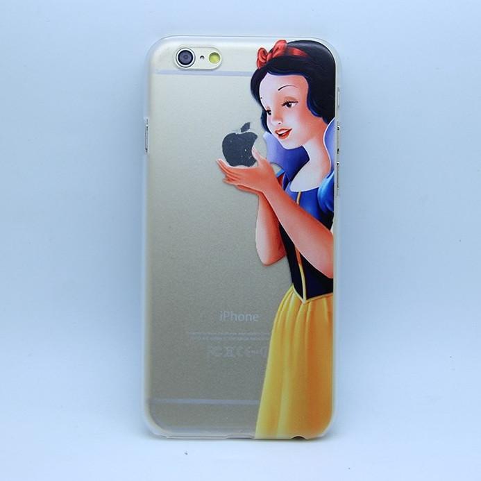 Чехол для iPhone 6 Plus Белоснежка
