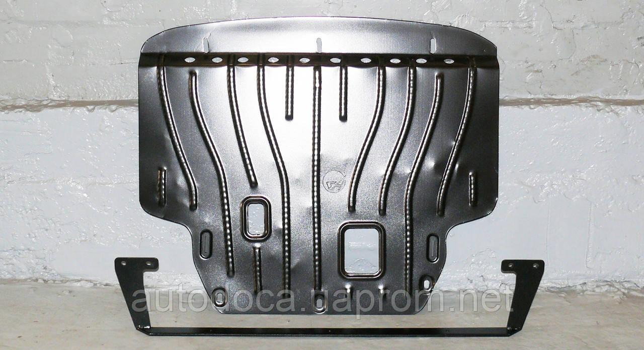 Защита картера двигателя и кпп Ford B-Max  2013-