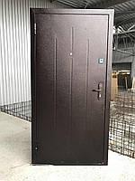 Двери входные металл/мдф  ПВ