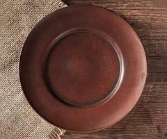 Посуда из красной глины
