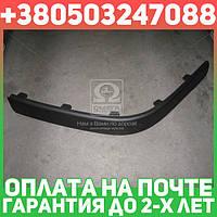 ⭐⭐⭐⭐⭐ Накладка бампера передняя  правая  AUDI 100 91-94 (пр-во TEMPEST)