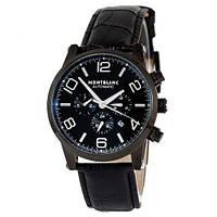 Часы наручные Montblanc TimeWalker Automatic All Black (Реплика АА)