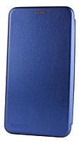 Чехол книжка для Samsung Galaxy A8 2018 (A530) Blue