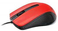 Мышь компьютерная Gembird MUS-101-R красный