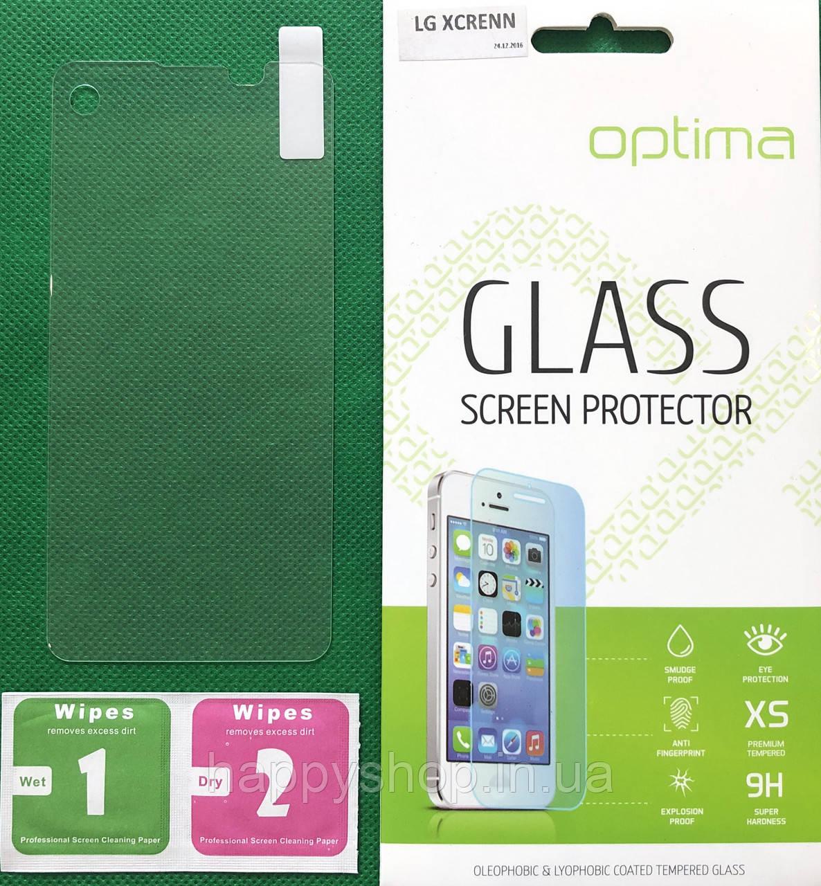 Защитное стекло LG X Screen K500N