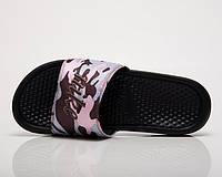 Женские шлепанцы Nike Benassi Just Do It AV0718-500 Оригинал , фото 1