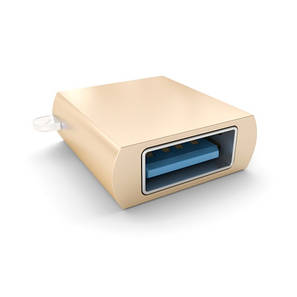 Satechi Type-C USB Adapter Gold (ST-TCUAG), фото 2