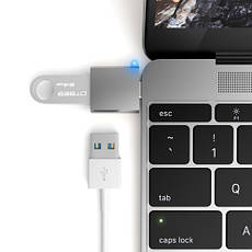 Satechi Type-C USB Adapter Space Gray (ST-TCUAM), фото 3