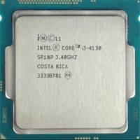 Процессор Intel  Core™ i3-4130  s1150  (2x 3.4 GHz 6mb) tray бу робочий