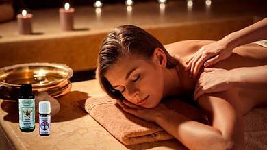 Аромамассаж с эфирными маслами Вивасан