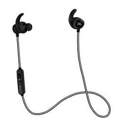 Навушники вакуумні провідні з мікрофоном JBL Reflect Mini Black