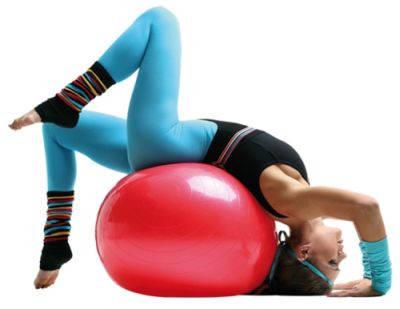 Мяч для фитнеса Фитбол Profit 85 см + Насос, фото 2